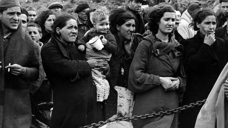 Pas de la frontera febrer 1939